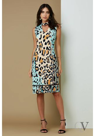 VESTIDO-TUBINHO-COLOR-ANIMAL-PRINT-SEDUCAO-DRESS-B